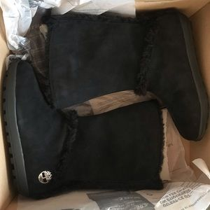 Timberland Mukluk Pull-On Fur Boot